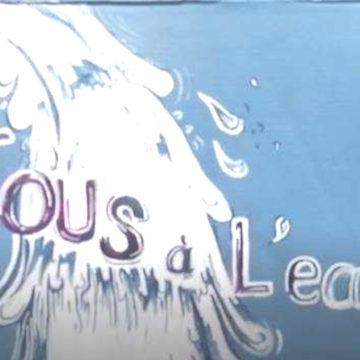 Tuto fabrique ton jeu de société «Tous à l'eau»