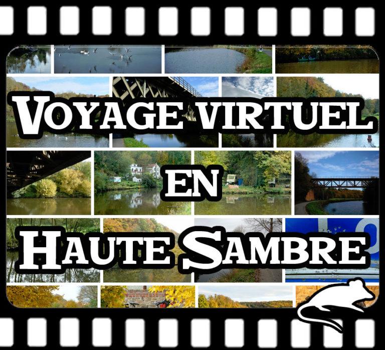 Voyage virtuel en Haute Sambre