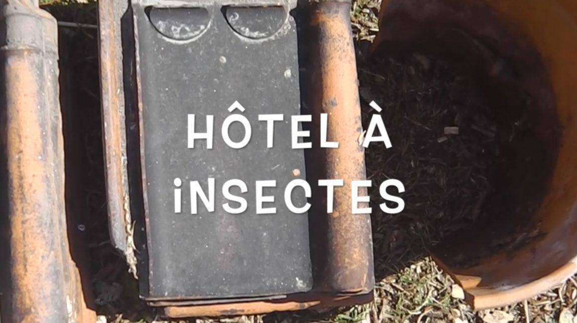 Tuto Zéro Déchets – Hôtel à insectes