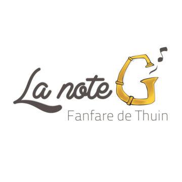 La Note G Fanfare de Thuin