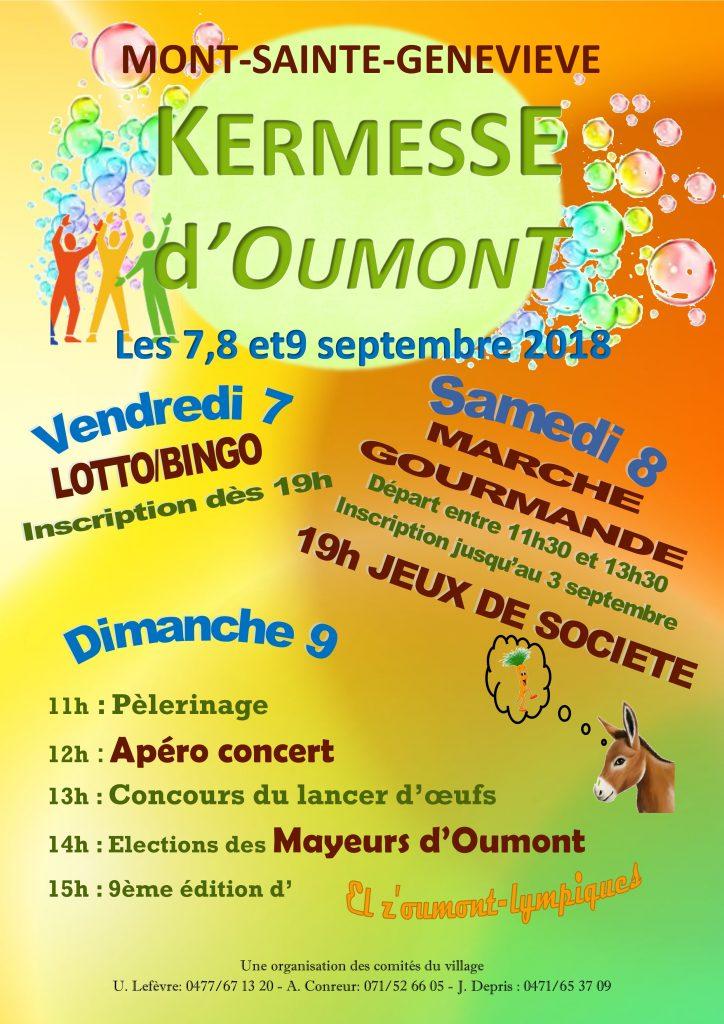 Comité des Fêtes d'Oumont