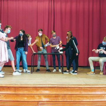 Atelier théâtre pour ados à Gozée