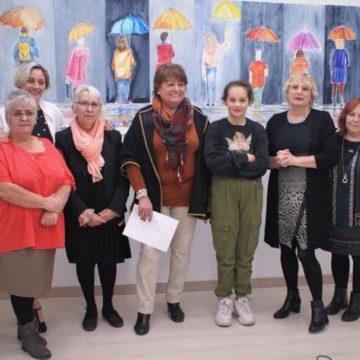 En pause pour cause de Covid ! «Teint-Thuin Aquarelle» Atelier d'aquarelle