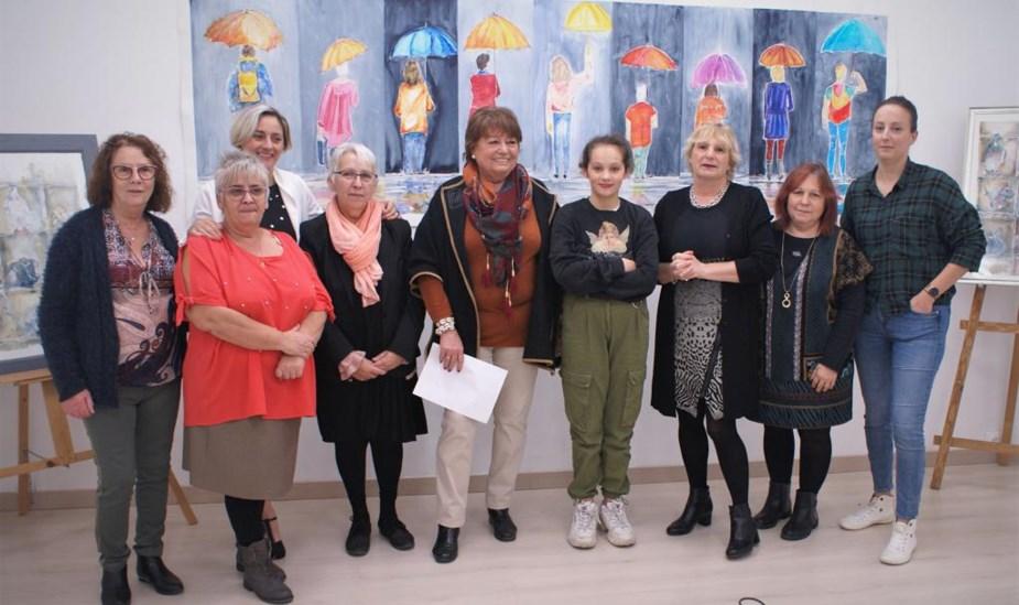«Teint-Thuin Aquarelle» Atelier d'aquarelle