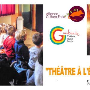 Festival «Théâtre à l'école 2021» sur la Haute Sambre