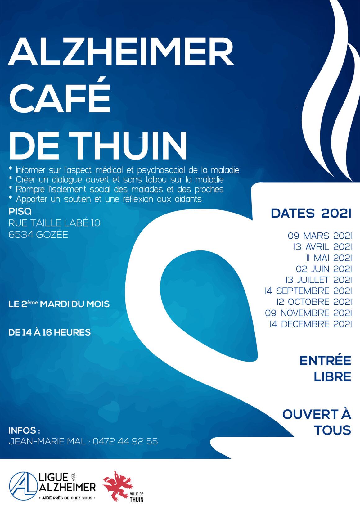 Alzheimer Café de Thuin