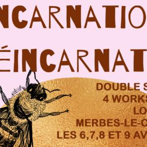 Double série de 4 Workshops créatifs à Lobbes et Merbes-Le-Château