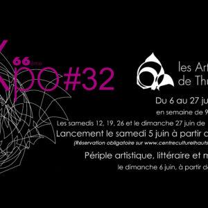 Expo#32 : 66ème Exposition des Artistes de Thudinie