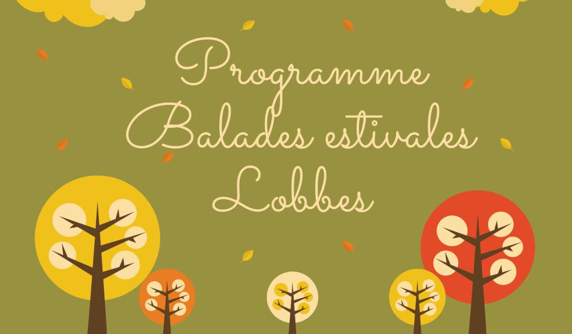 g'Lobbes Trotters : Balades estivales à Lobbes