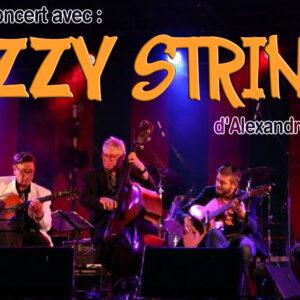 Repas-concert avec «JAZZY STRINGS» d'Alexandre Cavaliere à Ragnies