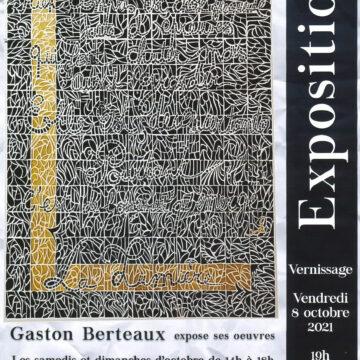 EXPOSITION Gaston Berteaux