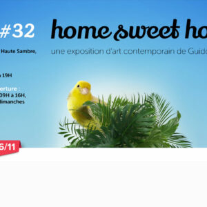 EXPO#32 « HOME SWEET HOME » Guido Janssens