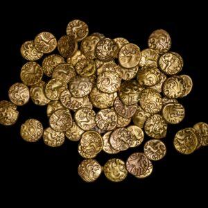 Conférence : L'oppidum celtique du Bois du Grand Bon Dieu à Thuin. Présentation des dernières découvertes archéologiques.